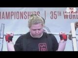 Дарья Ефимцева. Лучшие результаты на соревнованиях присед 240 кг, жим 160 кг, тяга 200 кг. В экипировке Даше 17 лет