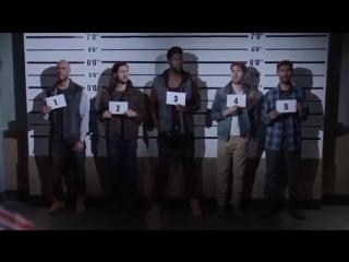 преступники поют песню Backstreet Boys I want it that Way ! (прикол)
