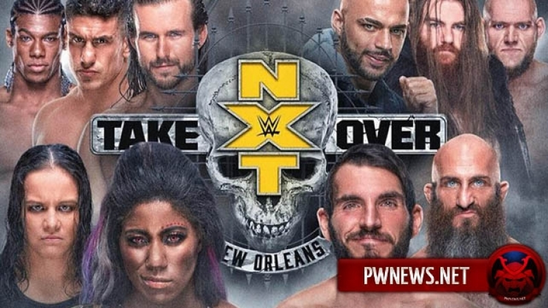 NXT TakeOver New Orleans | PWnews