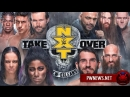 NXT TakeOver New Orleans PWnews