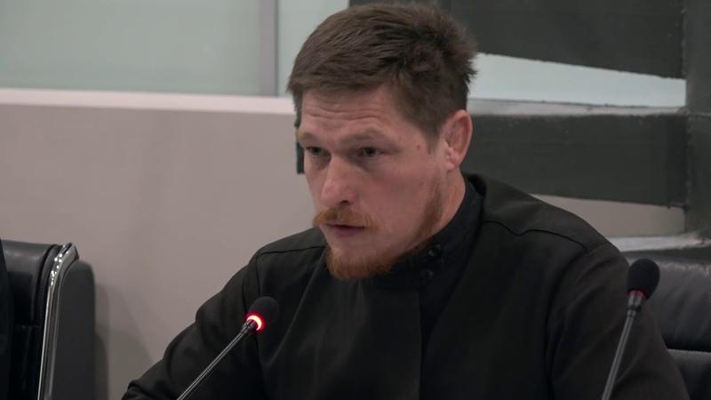 Диакон Алексий Басов-Православное воспитание в военно-патриотических и спортивных клубах на приходе