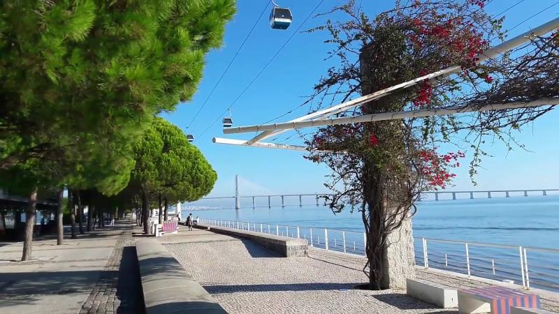 Лиссабонский день в районе ЭКСПО