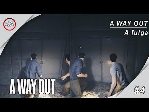A Way Out, 4 Jogando com Vanderson Terrorista @1080p (30ᶠᵖˢ) FULL HD ✔ PT-BR