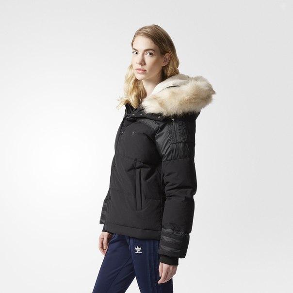 Утепленная куртка  FEMININE JACKET