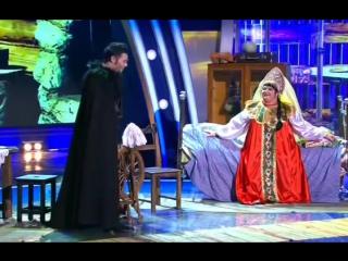 Чувство Юмора - Ольга Картункова и Алексей Чумаков