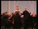 В.А.Моцарт Ария Донны Анны из оперы «Дон Жуан» исполняет Марина Агафонова 20-06-14