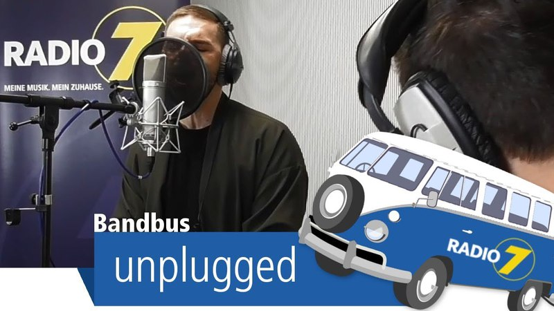 Radio 7 Bandbus Daniel Schuhmacher - Sign of the times (unplugged)
