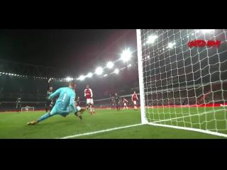 Все 14 сэйвов Де Хеа в матче против «Арсенала»