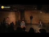 Угаров.doc: фестиваль пьес худрука Театра.doc. Прямая трансляция