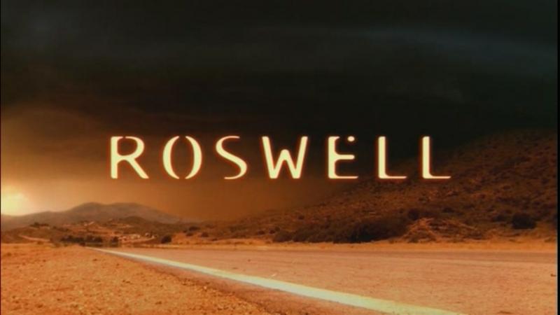 заставка к сериалу Roswell (город пришельцев)