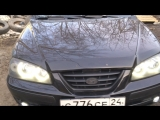 #Ангельские #глазки + #динамические поворотники на Hyundai Elantra