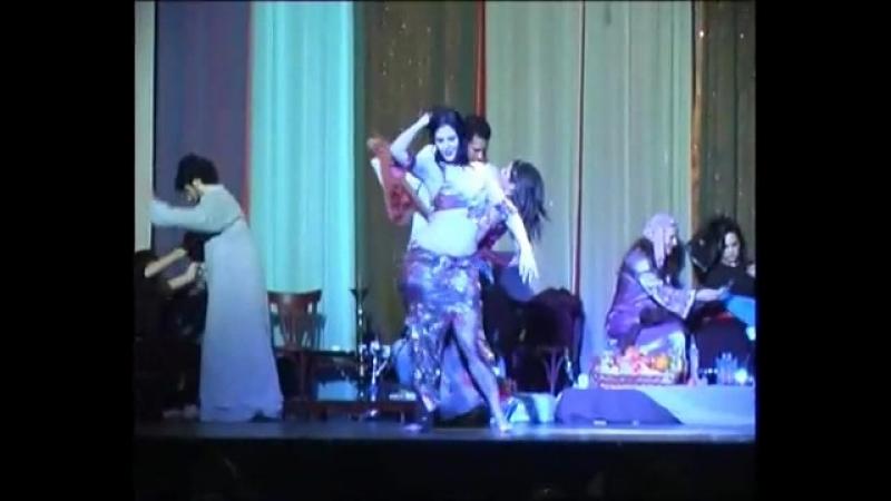 Shobek Lobek Oriental Musical , رقص شرقي Khan Halili part 7828
