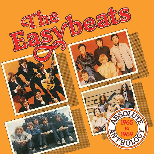 The Easybeats альбом Absolute Anthology 1965 - 1969 (2017 - Remaster)