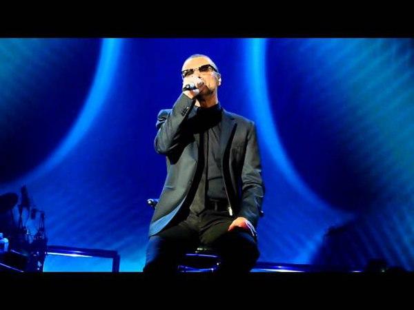 George Michael singing Song To The Siren Antwerpen Oct 7
