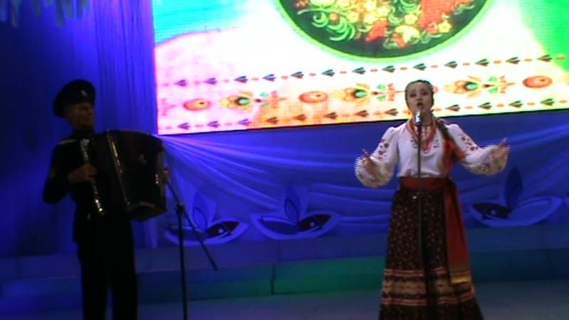 Уж я бабочка молоденькая А Нечитайло Гала концерт У меня есть голос г Ставрополь