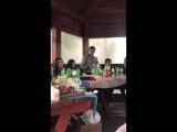 Пикничок САМРЭУ 2018 ✨ Тост Гева