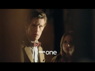 Doctor Who The Angels Take Manhattan TV Trailer - Series 7 2012 Episode 5 - BBC One