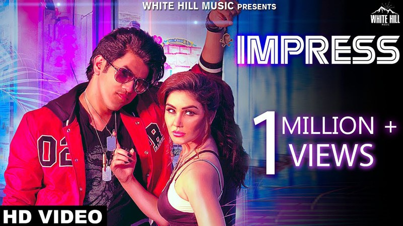 Impress (Full Song) Shaun Tah ft. Kangna Sharma | Deep Jandu | Punjabi Song 2018 | White Hill Music