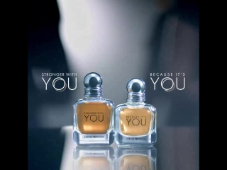 EMPORIO ARMANI_WE ARE MAGNETIC