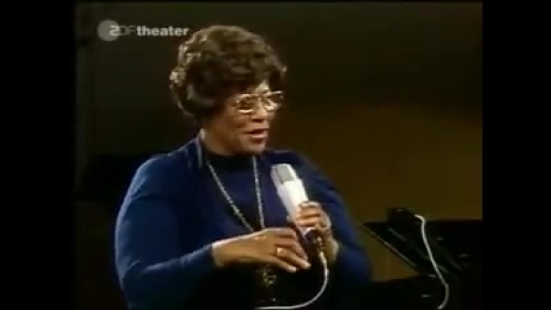 Ella Fitzgerald - The man I love 1974