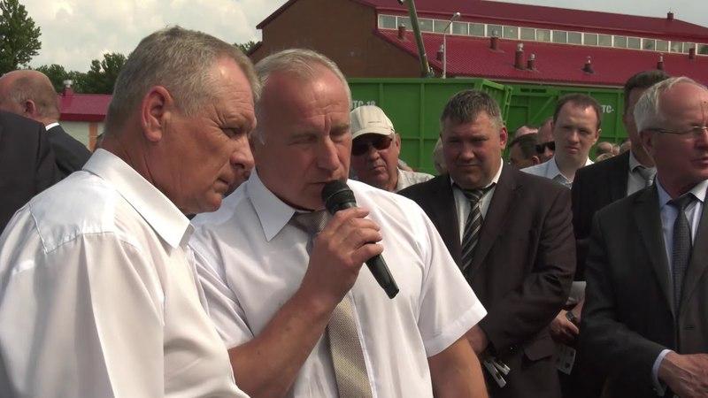 Саммит ТВ В Витебской области обсудили пути выхода АПК на безубыточную работу