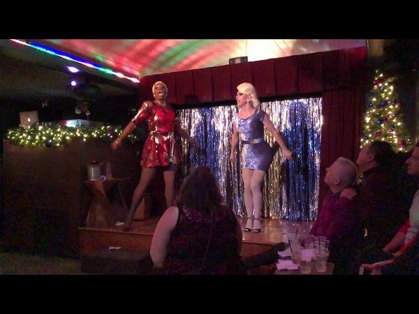 Monet X. Change Miz Cracker (RuPaul's Drag Race) - NYE 2018 Countdown Party Hardware, NYC