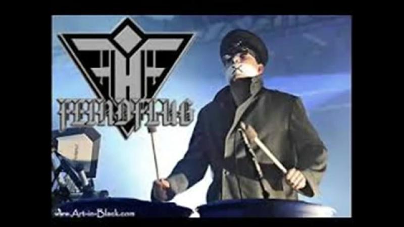 Feindflug - Hard Industrial Mix. [Industrial - Rhytmic Industrial - Noise - Cyber - Goth ]