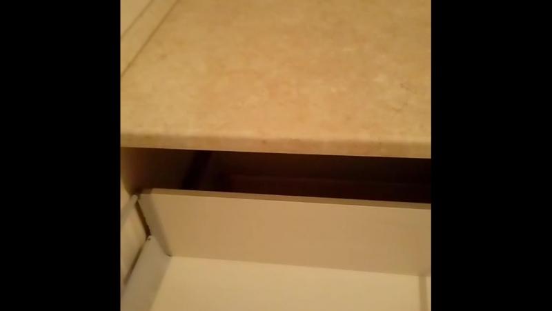 кухня под классику из шпона