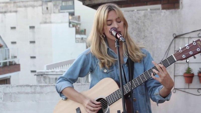 Olivia Viggiano - Mil Pedazos (Sesión en la Terraza)