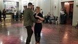 Stephane & Svetlana @Historia da Kizomba, Moscow, Urban Dance Weekend