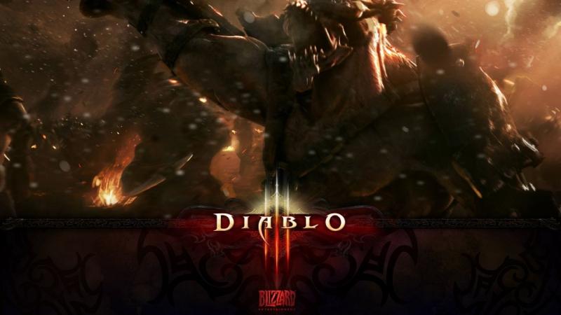 DiabloIII: Reaper of Souls | доброжелательный стрим |новичёк в игре