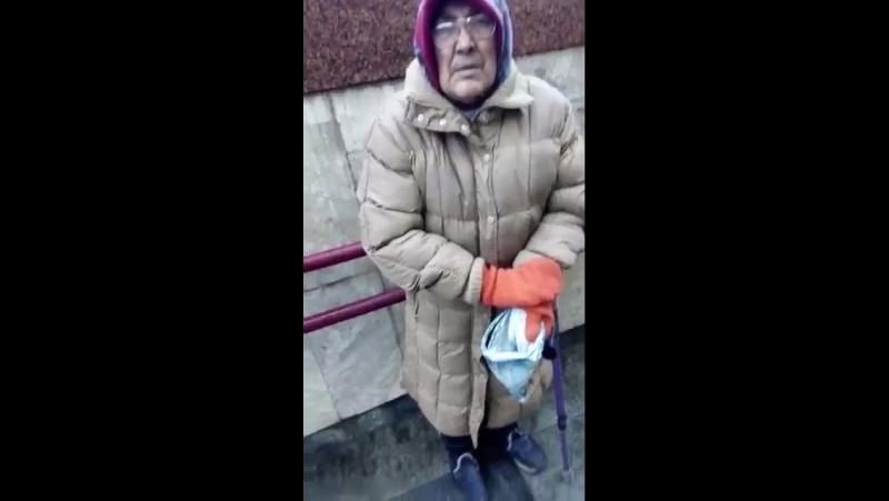 Настоящие тунеядцы Беларуси и где они обитают. Бабка-украинка (цыганка) в очках, собирающая на лекарства для печени
