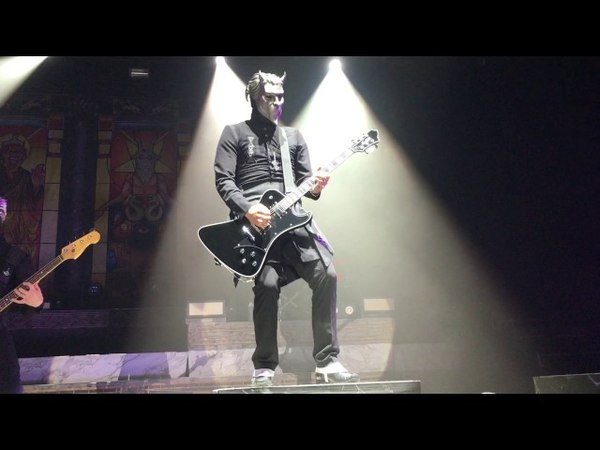 Ghost - Absolution (live at Hovet 2017)