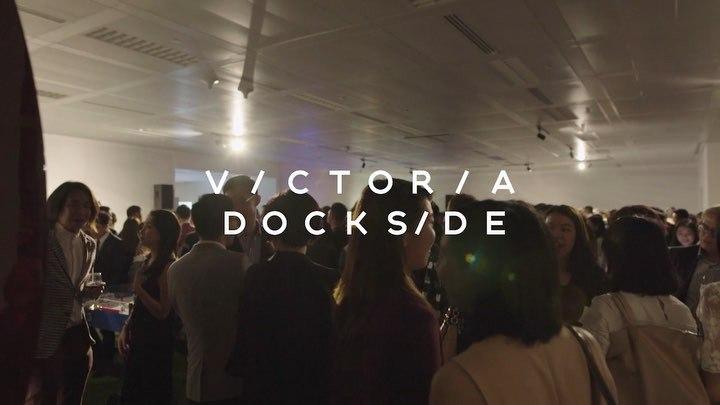 [28.04.18] Вечеринка в честь открытия выставки Victoria Dockside (Сонджон)