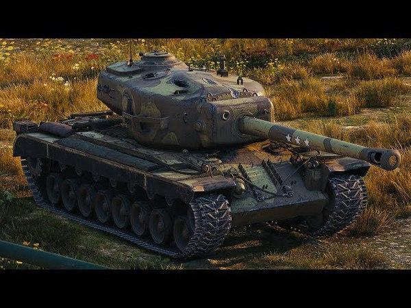 World of Tanks T30 - 4 Kills 10,4K Damage