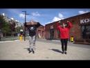 kendrick lamar - humble (hip-hop choreography)