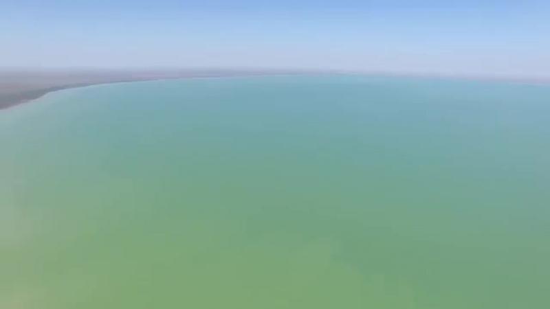 Уральск. Озеро Шалкар