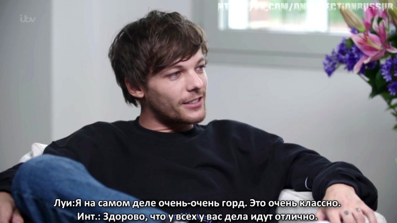 Louis Tomlinson on Music, Being a Dad and the 1D Reunion! (Extended) Lorraine [RUS SUB]
