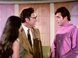 Слоны мои друзья. Индийский фильм. 1971 год. В ролях Раджеш Кханна. Тануджа. Суджит Кумар и другие.