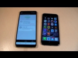 Samsung Galaxy A8 2018 vs iPhone 6S