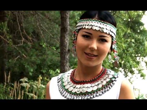 Chuvash folk song Shurӑ Hurӑn Alina Egorova