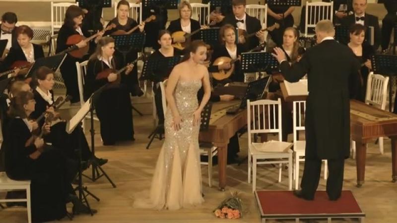 Романс Соловей - Наталья Орлова и Андреевский оркестр