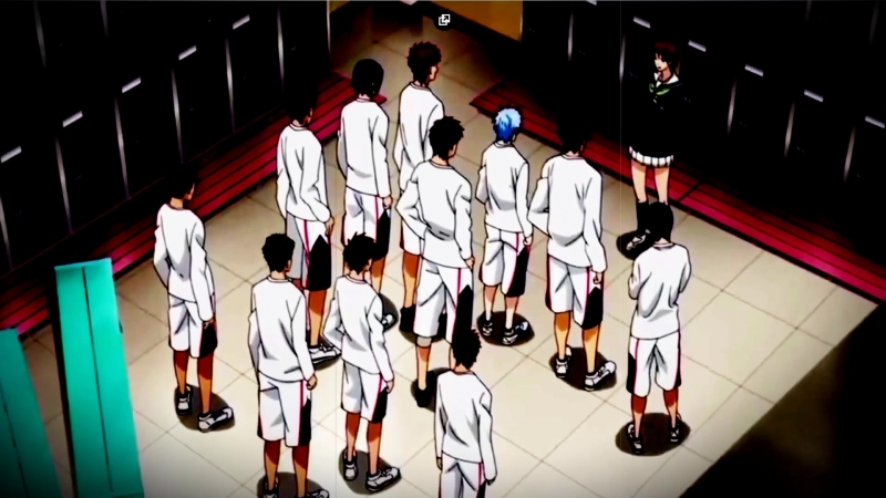 Kuroko no Basket「AMV」- Crown