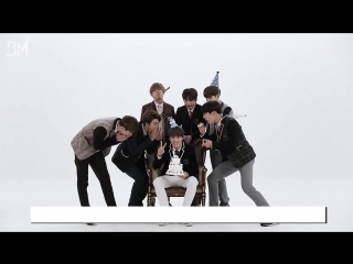 [RUS SUB][13.10.17] Smart TV Ch.BTS: Happy Birthday Jimin