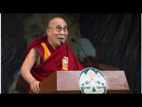 Dalai Lama celebra sus 60 años en el exilio