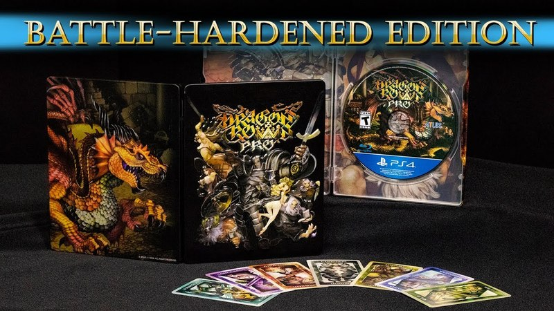 PS4 - Dragon's Crown Pro (Hardened Edition)