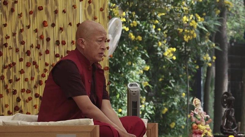 Vimalakīrti Sūtra | Teaching by Dzongsar Khyentse Rinpoche — Part 2 | 17th March, 2018 | New Delhi