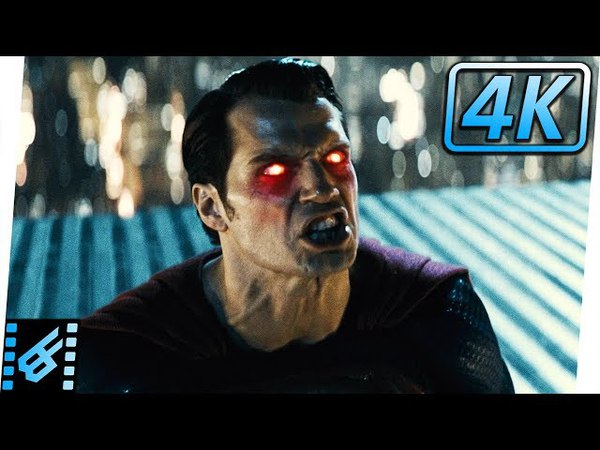 Superman Lex Luthor at LexCorp Tower   Batman v Superman Dawn of Justice (2016) Movie Clip