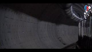 Проходку тоннеля Кожуховской линии метро на участке под