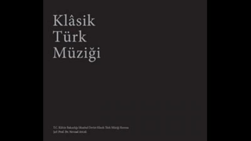 KLASİK TÜRK MÜZİĞİ - SİFANAGME 4 FULL PROF.DR.AHMET HAKKI TURABİ
